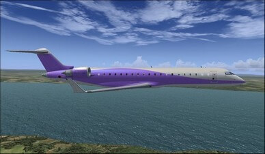 Bombardier CRJ 700 Camera Views for FSX - FS Tips & Addons