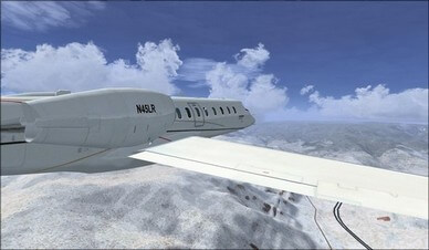 Bombardier Lear 45 Camera Views for FSX - FS Tips & Addons