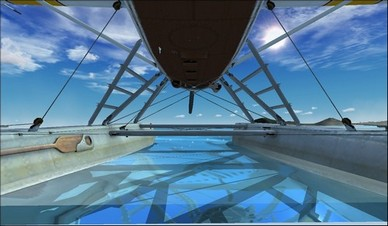 de Havilland Beaver DHC2 Pontoons Camera View