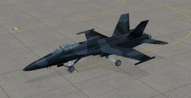 black ops texture for f/a-18 fsx
