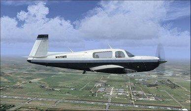 Mooney Bravo Camera Views for FSX - FS Tips & Addons