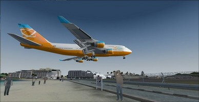 Princess Juliana Intl Airport Camera Views for FSX - FS Tips
